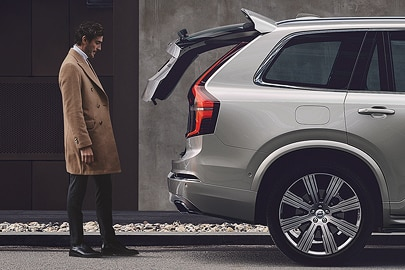 Volvo XC90 Specifications | Volvo Cars
